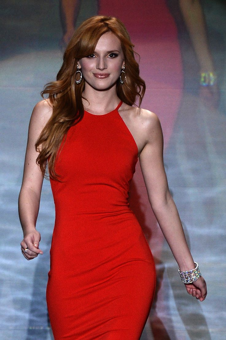 Earrings red dress
