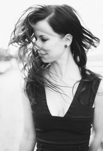 Twitter - Joy Williams of The Civil Wars.  It may not seem possible but her voice far outshines her physical beauty.