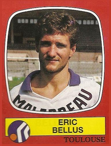 L'aveyronnais Eric Bellus.