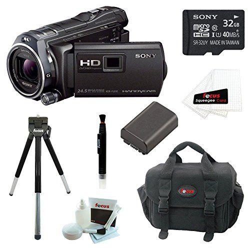 Black Friday 2014 Sony HDR-PJ810/B HDRPJ810B Full HD 60p ...