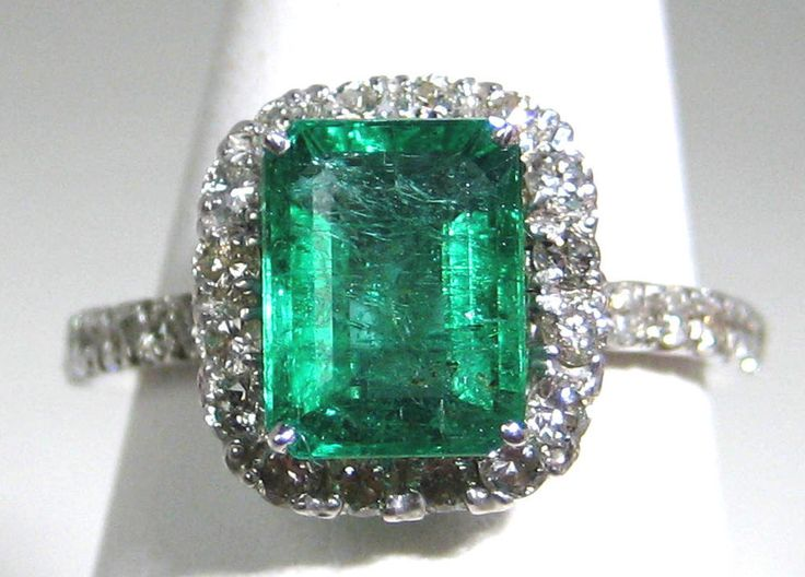 167 best Emerald Rings images on Pinterest