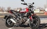 Comparison Ducati Scrambler Icon Red and Ducati Scrambler Classic