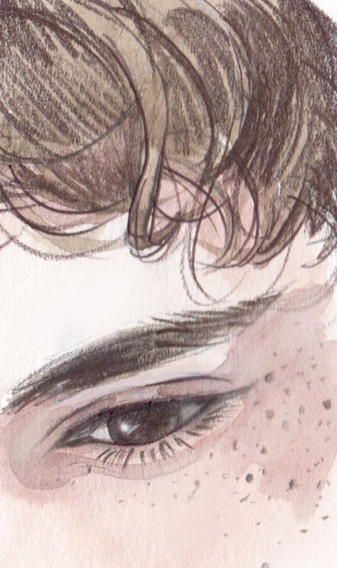 ☆Freckles and constellations all those cute conversations☆