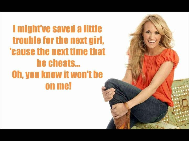 Carrie Underwood Before He Cheats Lyrics Related Keywords And Tags