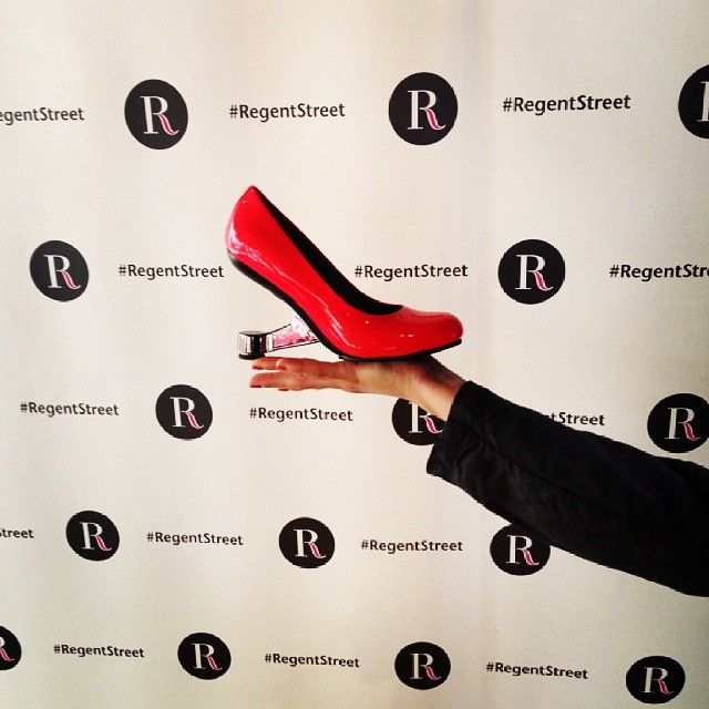 Are you off to the BRIT Awards this evening? Head to @United Nude  for the perfect styles to compliment your outfit. Take a picture of your favourite outfit or accessory in front of the Instant Glam boards and upload using #RegentStreet and the words 'Instant Glam' for your chance to win one of five £200 Regent Street Gift Cards.  http://www.regentstreetonline.com/Feature-Articles/Instant-Glam.aspx