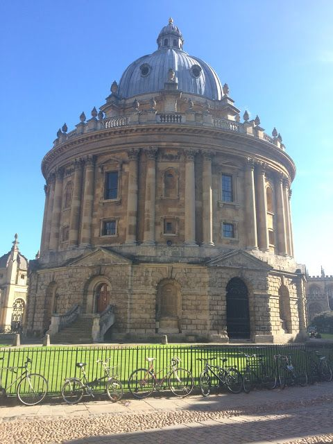 Visiting Oxford United Kingdom, Bodleian Libraries, The Radcliffe Camera, Church of St Mary the Virgin, Oxford University - Cook, Wine and Thinker!