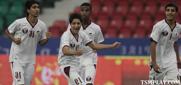 UAE 4 - 1 Qatar Highlights (AFC Asian Cup 2015) - http://www.tsmplug.com/football/highlights/uae-4-1-qatar-highlights-afc-asian-cup-2015/