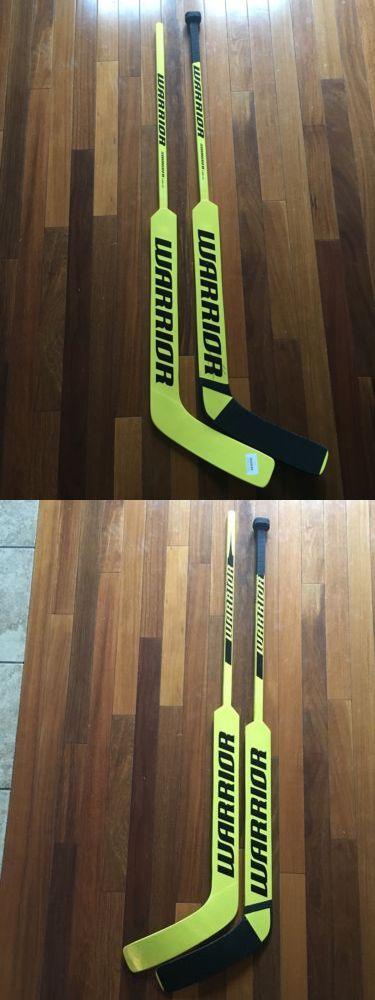 Other Hockey Goalie Equipment 79765: Warrior Pro St Swagger Sr. Goalie Sticks -> BUY IT NOW ONLY: $224.99 on eBay!