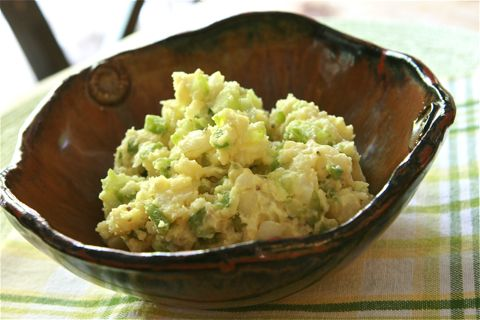 Lightened up potato salad | Recipes I wanna try out one day | Pintere ...
