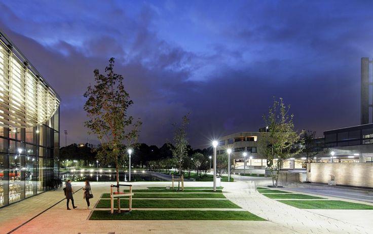 Erasmus University Campus - Picture gallery