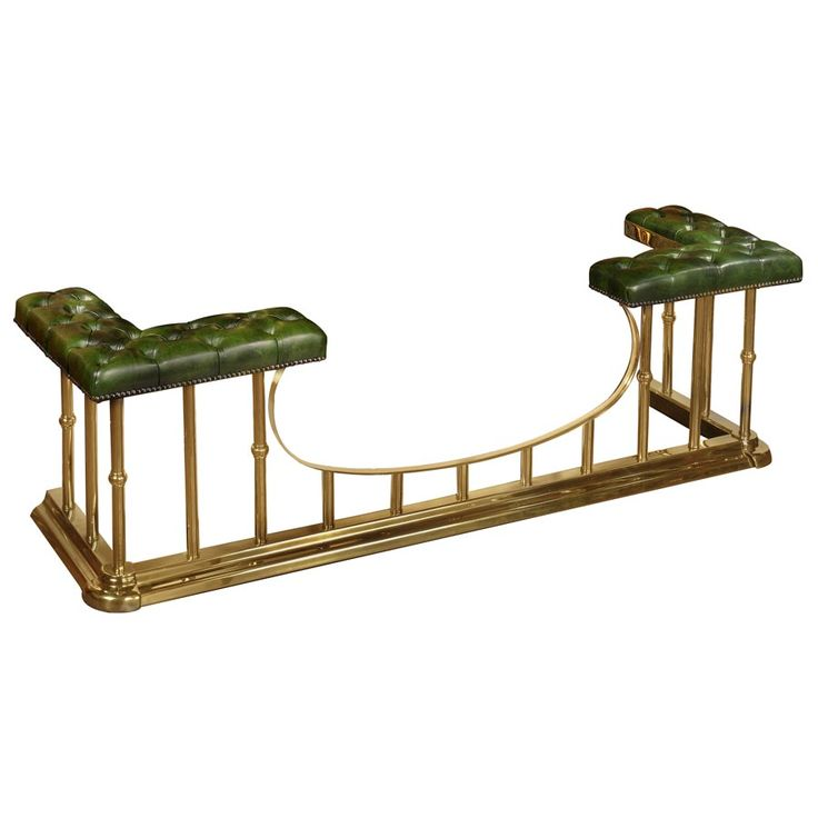 Regal Club Fenders with Leather Seats   Miscellaneous   Furniture   ScullyandScully.com
