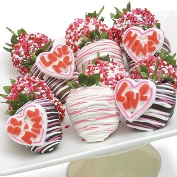 17 best Chocolate-Covered Strawberries images on Pinterest ...