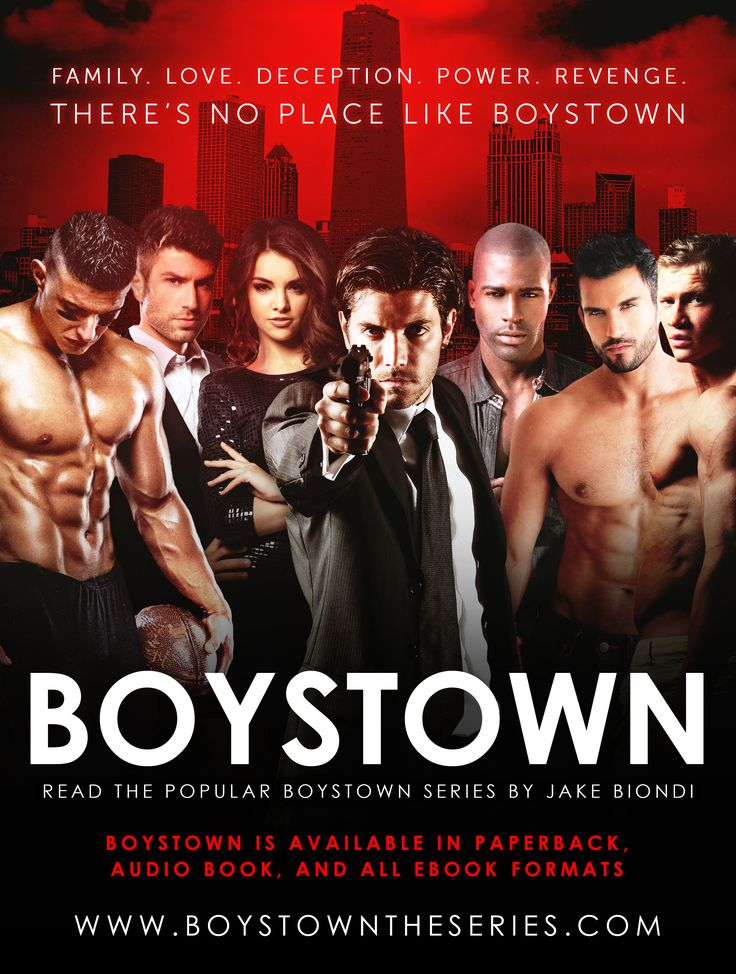 Thanksgiving is all about family. Family. Love. Deception. Power. Revenge.  ​There's no place like BOYSTOWN!  Order your copies of the BOYSTOWN series at BoystownTheSeries.com today. BOYSTOWN is available in AUTOGRAPHED paperback, audio book, and all e-book formats.  http://www.boystowntheseries.com/order-books.html