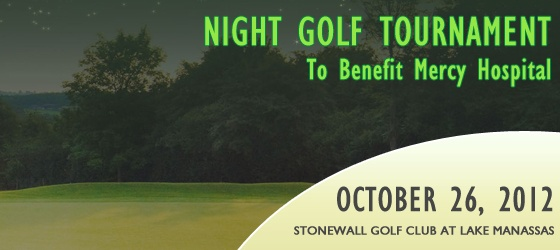 Night Golf Tournament on October 26, 2012 to Benefit Mercy Hospital in Bo, Sierra Leone.