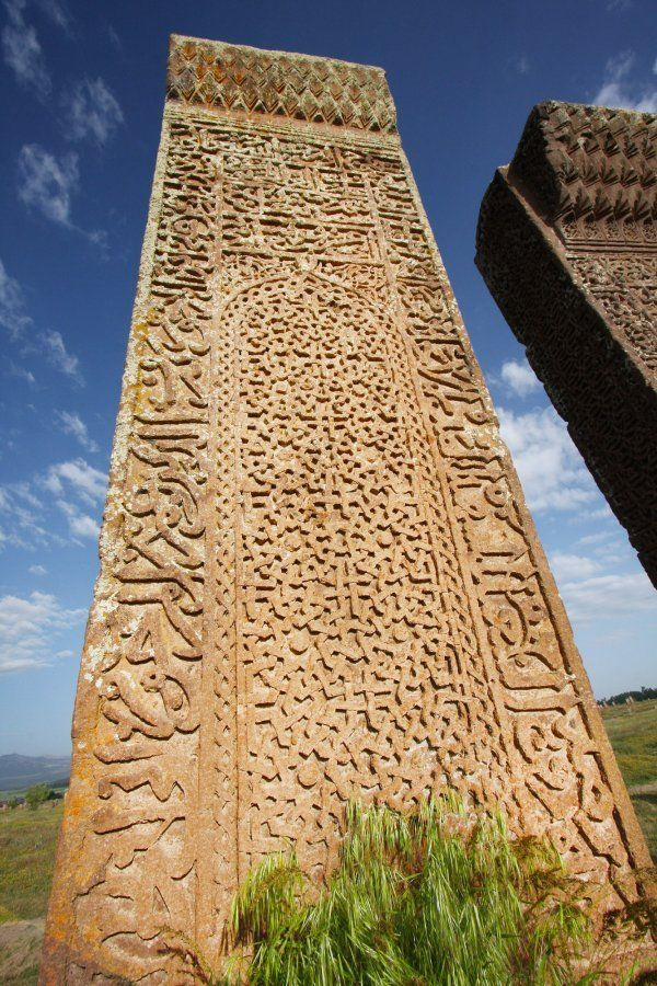 Ahlat Mezar Taşları Ahlat /Bitlis /Turkey