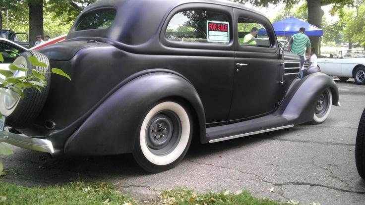1936 ford 2 door sedan hot rod ford 1935 1936 pinterest for 1936 ford 2 door sedan
