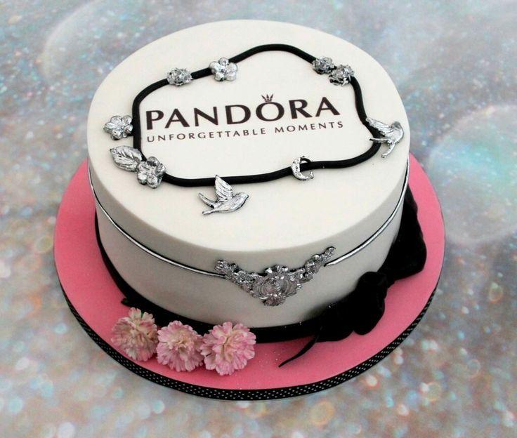 Pandora Birthday Cake