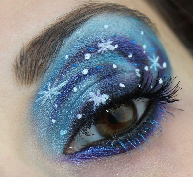 Galaxy Makeup http://www.talasia.de/2015/05/18/blogparade-galaxy-make-up/