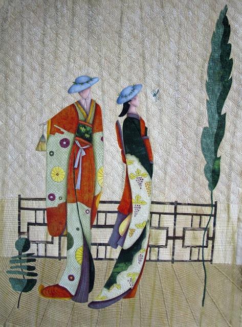 The Art Quilt Blog
