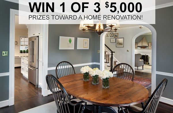 Enter for a chance to win free cash money to revitalize a room in your home! #Sweepstakes #Win #Big #HGTV #Cash #Makeover