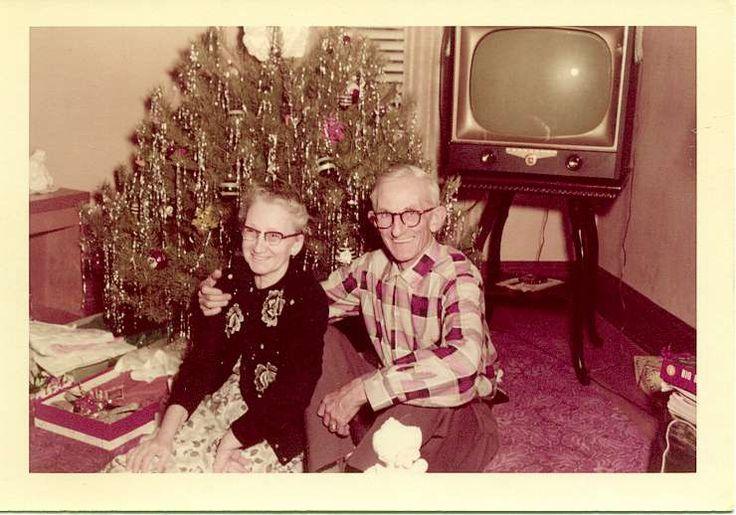 Vintage Christmas-1959...