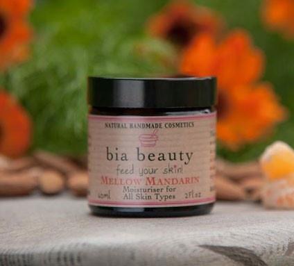 Mellow Mandarin Moisturiser For All Skin Types