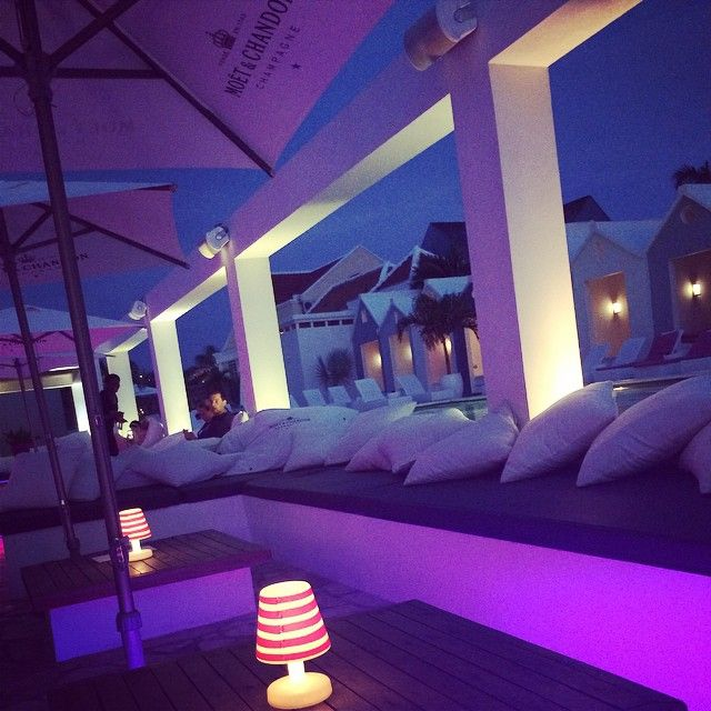 Fatboy Edison The Petit At Saint Tropez Ocean Club, Curaçao By Style My Day.