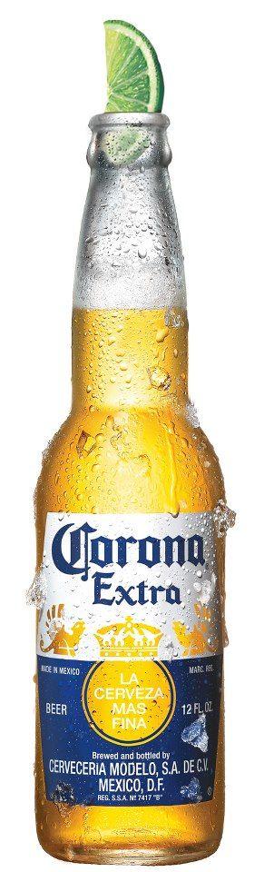 Corona Extra, La Cerveza Mas Fina