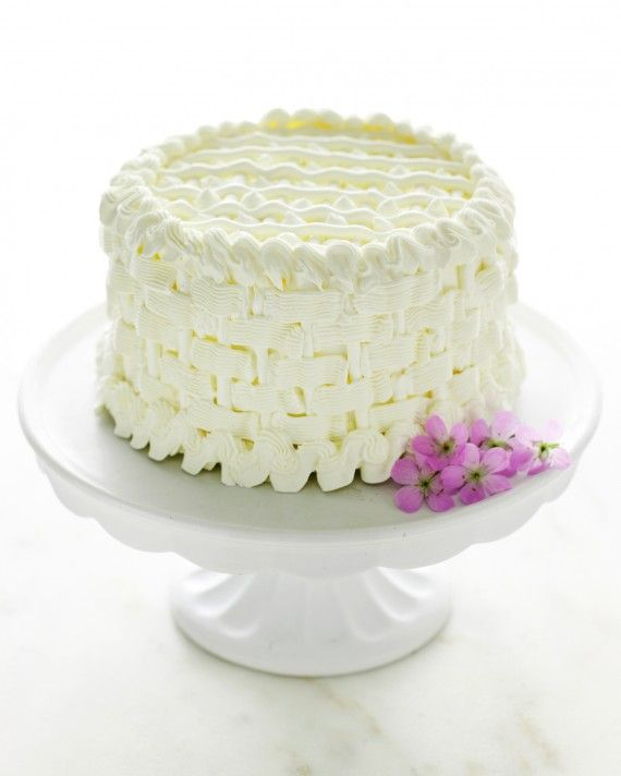 "Recipes from ""Martha Bakes"" - Make a homemade celebration cake as memorable as your special occasion."