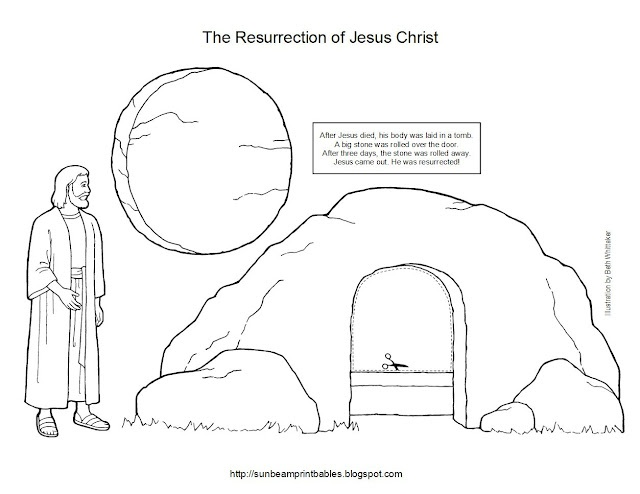 429 best catholic- coloring sheets images on pinterest   coloring ... - Jesus Resurrection Coloring Pages