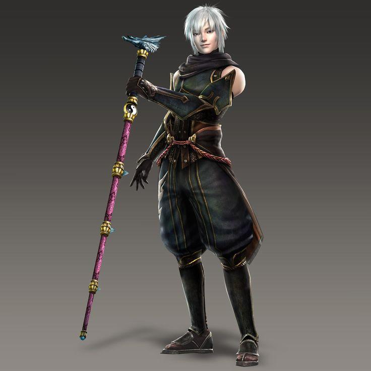 Warriors Orochi 3 Ultimate Character Artwork