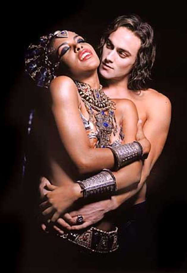 Queen of the damned Aaliyah movie