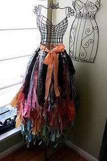 AWESOME ribbon storage idea.....