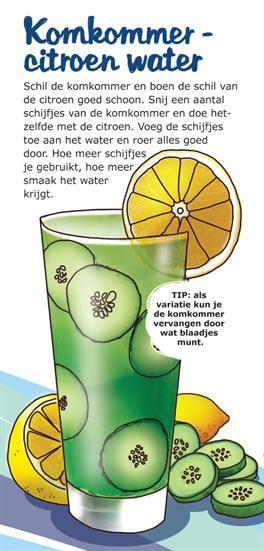 Doe meer met water