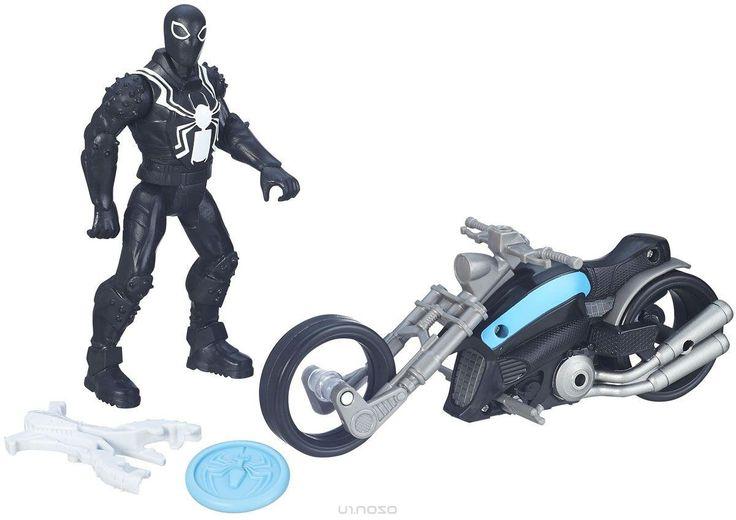 Spider-Man Агент Веном на симбиоцикле