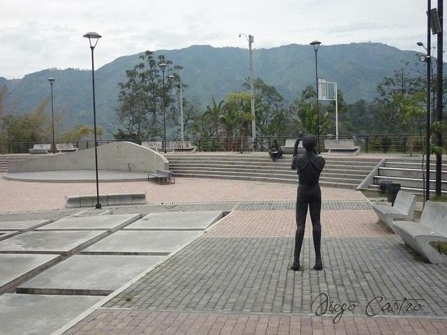 Parque de la musica en Ibague by DACO82, via Flickr
