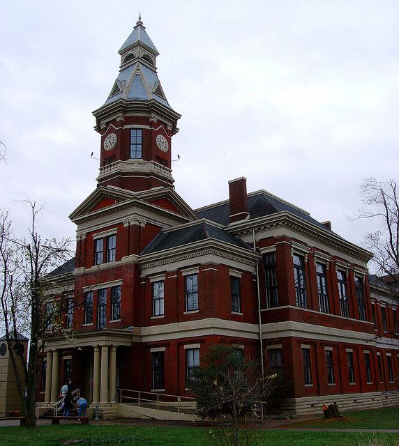 Graves County Courthouse Mayfield Kentucky