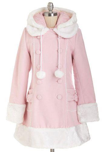 Best 25  Pink coats ideas on Pinterest   Ladies winter coats ...
