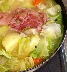 New England Boiled Dinner..one of the BEST dinners my mom EVER made!!!