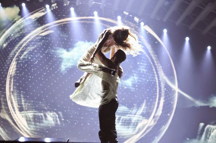 El Eurovision Song Contest 2015 (desde Viena) nos deja un montón de imágenes para el recuerdo: Edurne, from Spain