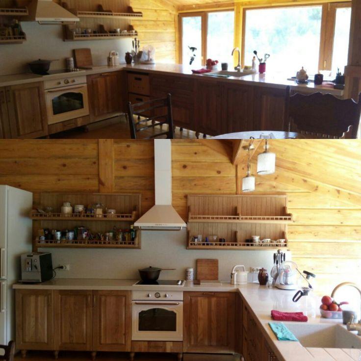 Честно и откровенно признаёмся, что более нам импонирует создавать кухни в стиле #модерн . Тем не менее, мы всегда готовы экспериментировать и следовать общей концепции жилья Клиента. В данном случае - кухня в стиле #кантри. Фасады, выполнены из массива дуба.  #БелыйКУБ #whitecubekz #мебель #мебельАлматы #мебельназаказ #мебельназаказвАлматы #мебельноепроизводство #мебель_на_заказ #мебельподзаказ #мебельвАлматы #кухня #кухниназаказ #кухниподзаказ #кухнивАлматы