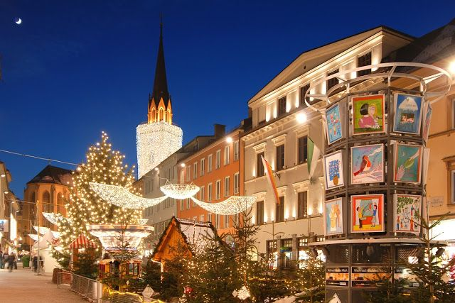 Mercatini di Natale in Austria - Travel and Fashion Tips by Anna Pernice