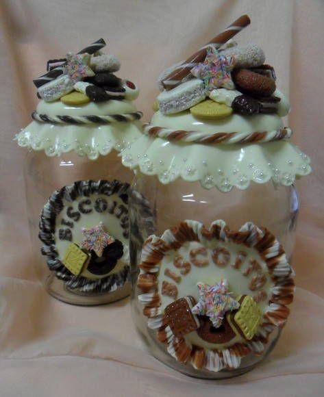Pote biscoito   Art Minha - Biscuit   Elo7