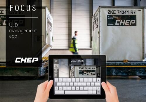 Air Cargo News ‏- CHEP launches track-and-trace app