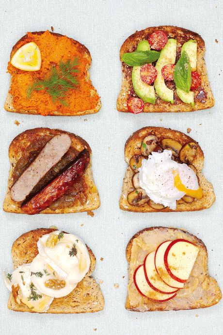 Hot dinner: things on toast - Food  Drink - Life  Style - London Evening Standard