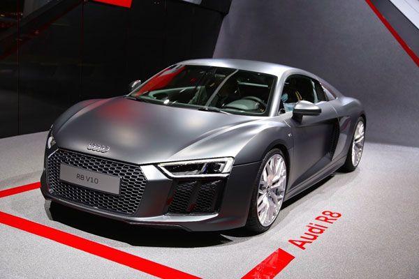 2016 Audi R8 V10 Release Date