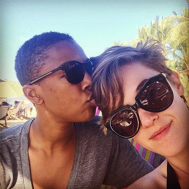 Pin for Later: All the New Celebrity Romances That Were on Our Radar This Year Samira Wiley and Lauren Morelli