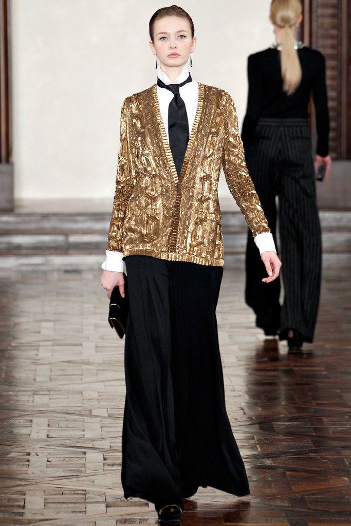 手机壳定制online shoe shopping footwear Ralph Lauren Fall   Ready to Wear Collection Photos  Vogue