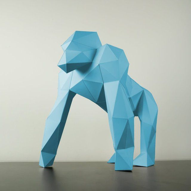 Blue Gorilla Papertrophy -  . http://mtr.li/2oazYuP #musthave #musthaves #loveit
