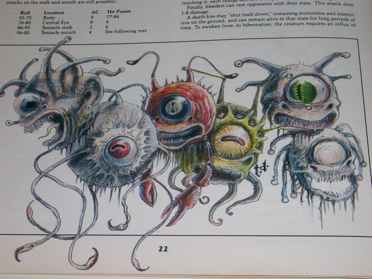 2nd edition monster manual pdf